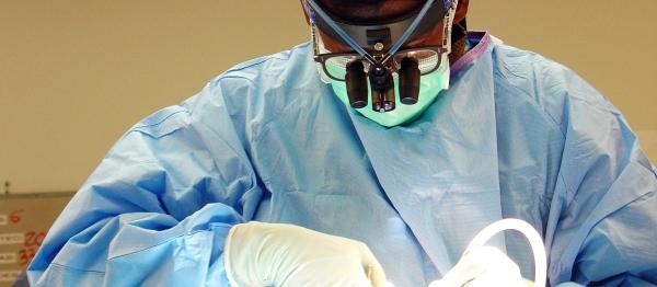 surgeon-operating